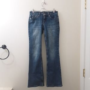Bebe Bootcut Jeans